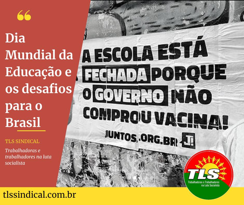 Dia Mundial da Educação e os desafios para o Brasil