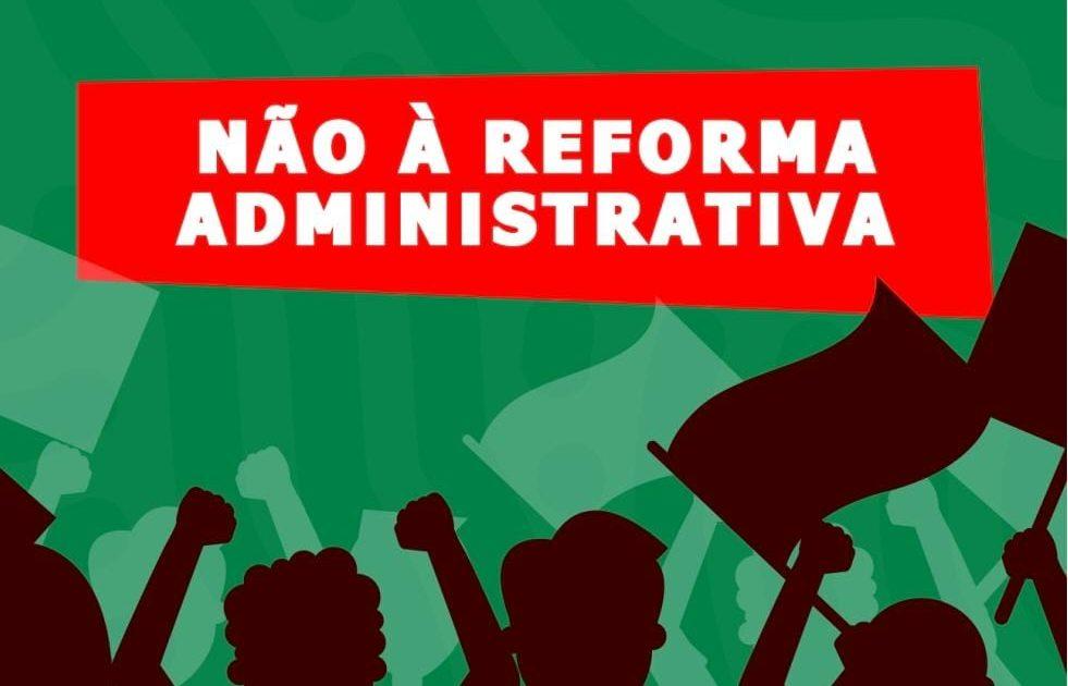 TLS e Sâmia Bomfim lançam cartilha contra a Reforma Administrativa. Baixe a sua!